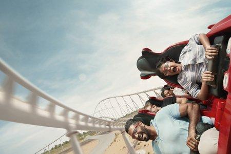 Парк развлечений Ferrari World Abu Dhabi