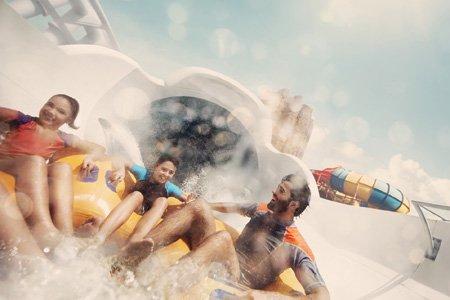 Аквапарк Yas Waterworld