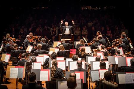 Toulouse Symphony Orchestra with Tugan Sokhiev and Edgar Moreu