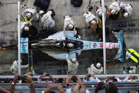 2017 Formula 1 Etihad Airways Abu Dhabi Grand Prix